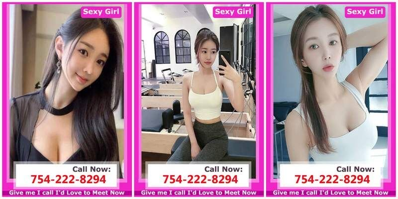 ❤️❤️❤️❤New Asian Sexy Girl❤️❤️❤️❤Call Me Now☎️754-222-8294❤️❤️❤️❤ - 1