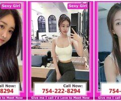 ❤️❤️❤️❤New Asian Sexy Girl❤️❤️❤️❤Call Me Now☎️754-222-8294❤️❤️❤️❤ - Image 1