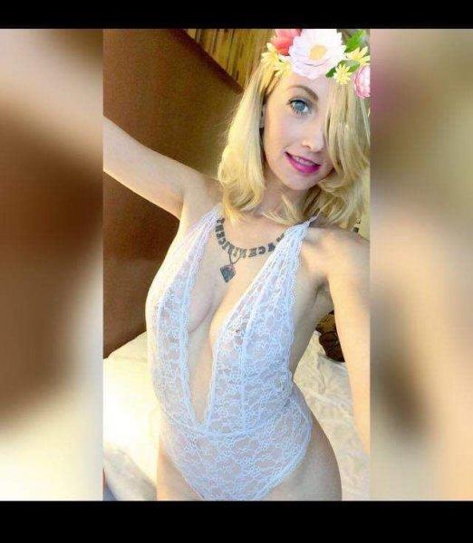 Orlando's favorite blonde GFE escort - 12