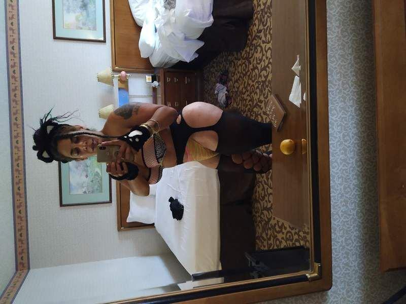 Fat Ass, Tiny Waist. 5ft 4 Exotic Ebony festival cutie! 😇❤️😈 - 6