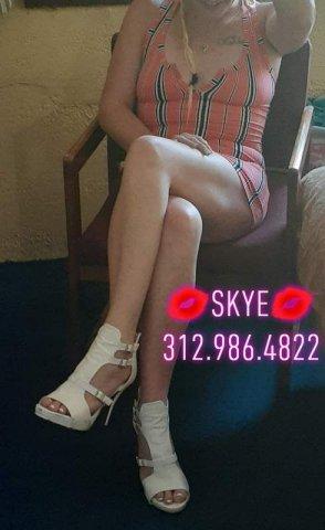SKYE???(312)986-4822 READY NOW - 1