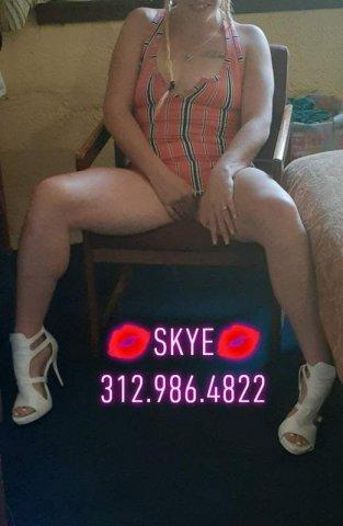 SKYE???(312)986-4822 READY NOW - 6