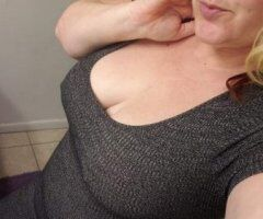Visiting Soon! Mature Busty Blonde Book your Appt Now! - Image 5