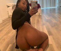 🌞 YOUNG BLACK GIRL🌀 MEET FOR ROMANTIC SEX 💘ANY TIME ANY PLACE - Image 1