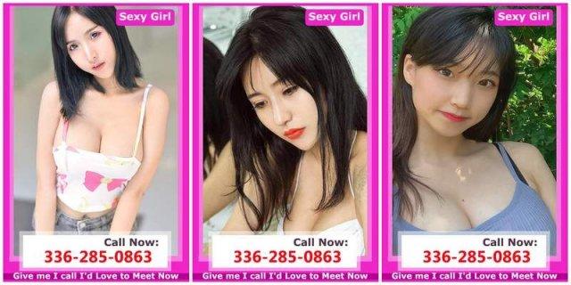 ?⭕⭕??NEW Asian HOT Girls ⭕⭕??336-285-0863?⭕⭕?Best Service - 3