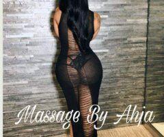 Eastern Connecticut female escort - Sexxy Massage by Ahja Slippery Wen Wett💦💦