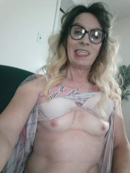 I live alone now. TrAnsgender wet hole - 3