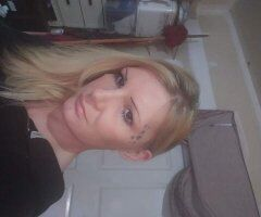 Marysville female escort - Hot blonde...down to do whatever.. Ready any time