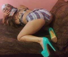 Charleston female escort - I'm READY FELLA's..let's have a GOOD TIME!!!😘💗