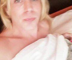 Hyper-feminine TS Blonde bunnie - Image 4
