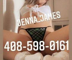 Colorado Springs female escort - California Blonde PAWG visiting DTC 1/21