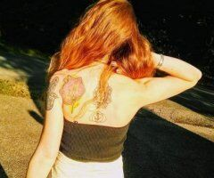 Richmond female escort - Petite & Sweet Red-Headed Treat 🔥
