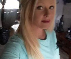 Fort Myers female escort - Blonde powerhouse ready to finish the weekend–and you–off right!