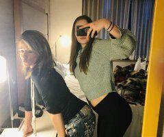 Chicago female escort - Dynamic Duo Lani and Diamond 312-447-4525