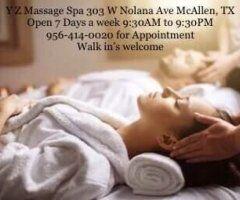 Mcallen body rub - ???Y Z Massage Spa❎??❎?❎?956-414-0020??????.