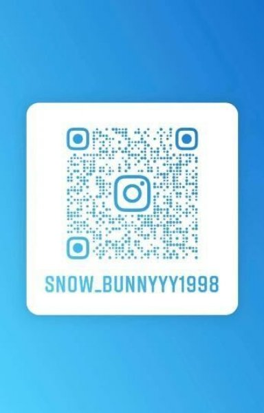 snow bunny in Carolina Beach area❄🐇😍🥰 - 1