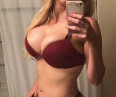 Hott blonde ready to see u now available in and outcalls!!!💋💕💋 - Image 4
