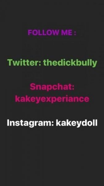 THEE KAKEY EXPERIENCE WITH KAKEYD0LL - 3