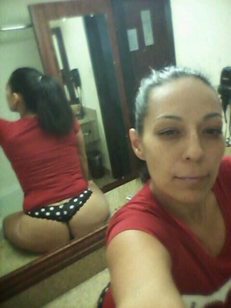 HISPANIC Nymphomaniac MILF New Face in A New Place MUST SEE Play & Party - 4