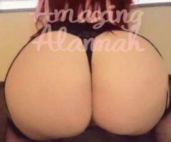 Fayetteville female escort - 💜Amazing Alannah a thick, sweet & juicy treat💦💦 Ready to meet.