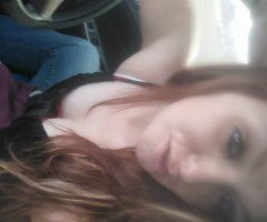 Colorado Springs female escort - Pretty cute thick red head down 2 meet up now!