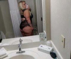 Charlotte female escort - outcall JUICY BLONDE BBW