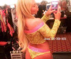 Fort Collins female escort - ⭐️ Jenna ⭐️sexy petite blonde girl next door! April 10th