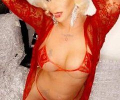 Manhattan TS escort female escort - Current New pics Busty Blonde Full package Goddess