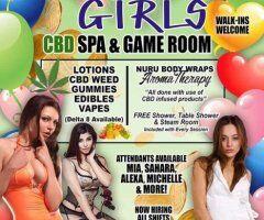 Lakeland female escort - Katie Now @ JUST GIRLS CBD SPA($40hh/$60H)3430 W. Kennedy Blvd