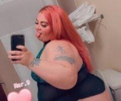Indianapolis female escort - 💦 Juicy BBW 🍑 😻 Fat Cat and A1 Mouthpiece 🍆