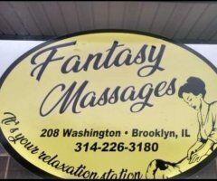 St. Louis female escort - Fantasy Massage Parlor