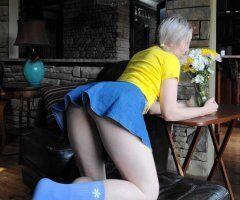 Tulsa female escort - Unforgettable blonde next door