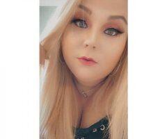 Seattle female escort - amazing specials ❤ blue eyed 🔥🔥 Big booty blonde