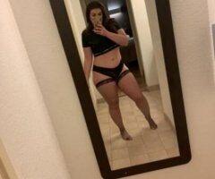 gorgeous big booty brunette - Image 6