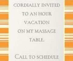 Virginia Beach body rub - Try something new today on memorial day weekend special going on