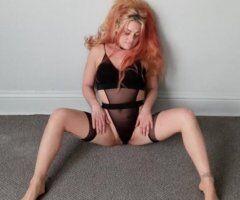 Wausau female escort - hot mature blonde