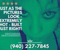 Wichita Falls female escort - STOP settling!