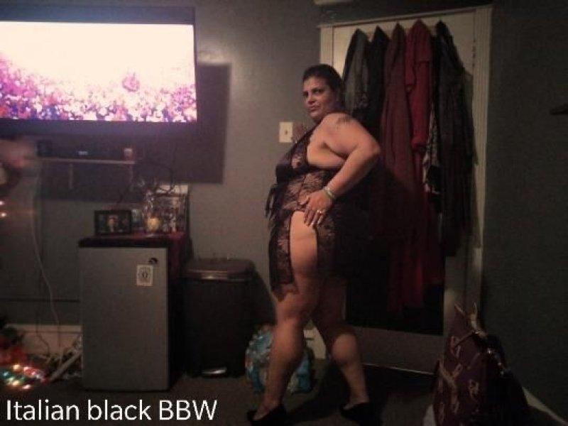 Italian and black sexy sweet BBW - 3
