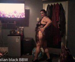 Italian and black sexy sweet BBW - Image 3