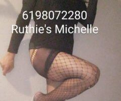 San Diego TS escort female escort - Let me work between the legs, CD Michelle San Diego CA''