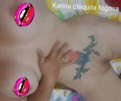 San Jose female escort - Karina Colombiana chiquita traviesaa🥰😘