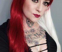 Denver female escort - sexy tattooed goddess