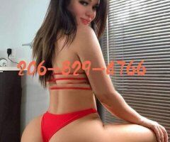 Chambana female escort - ♥SWEET&SALTY♫♫YOUNG PUSSY♥Need Intereste Man Tonight206-829-4766