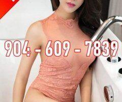 Jacksonville body rub - ☀️☀️Everything U Need☀️ New beautiful Asian girls☀️904-609-7839