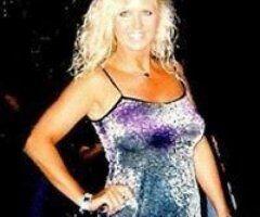 Tampa female escort - Hot sexy blonde!