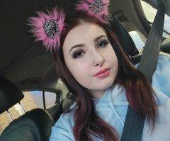 Mankato female escort - who wants to trade snow for car fun :)