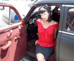 Elko female escort - Retro pinup with a naughty side