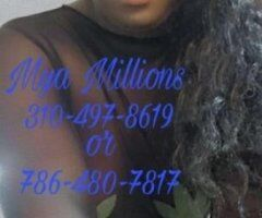 Oxon Hill!!! Naturally Thick & Juicy!!💋Mya Millions, The Real Chocolate🍫 Treat 👍🤑 - Image 1
