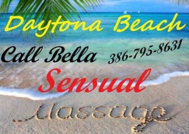 OPEN WEDNESDAY! SENSUAL MASSAGE by Bella 386-795-8631 - 4