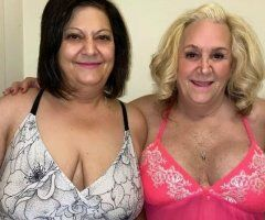Amy - Debbie 2 Mature Busty Pumas Hosting and available Monday September 13th. Need to be Verified first ❤ - Image 4